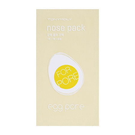 ���� �� ������ ����� �� ���� egg pore nose pack tony moly (Tony Moly)