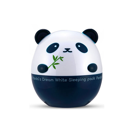 Маска ночная осветляющая panda's dream white sleeping pack tony moly (Tony Moly)