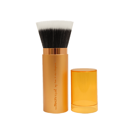 ����� ��� �������� ��������� retractable bronzer brush real techniques (Real Techniques)