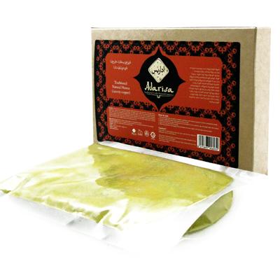 Травяная хна для волос рыжая adarisa недорого
