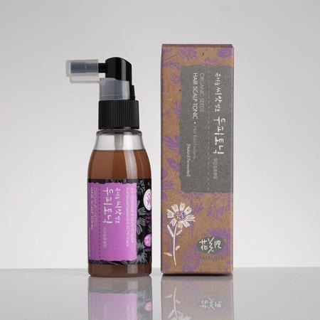 Тоник для волос и кожи головы на основе органических семян whamisa (Whamisa)