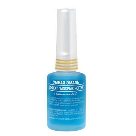 Средство эффект мокрых ногтей умная эмаль (Frenchi Product)