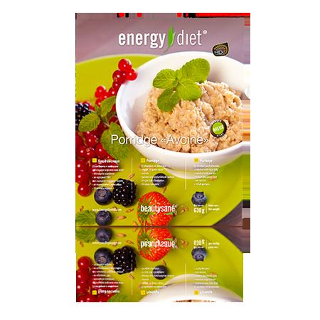 Каша овсяная energy diet люси келли 9 способов хорошего самочувствия