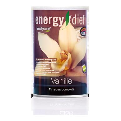 Коктейль «ваниль» energy diet коктейль белковый dietelle satis ваниль 5 саше