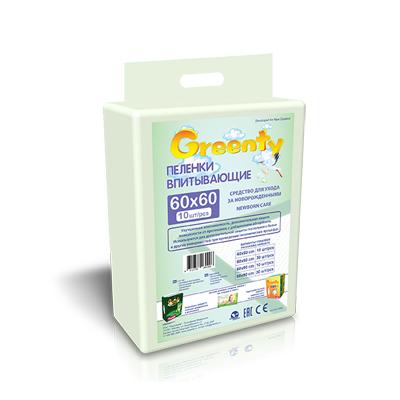 ����������� ������� 60x60 �� 10 �� greenty (Greenty)