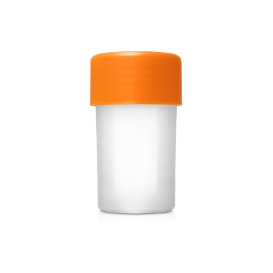 Пластиковый контейнер с крышкой energy diet от DeoShop.ru