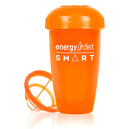 Шейкер оранжевый energy diet energy
