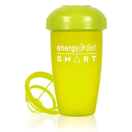 Шейкер салатовый energy diet