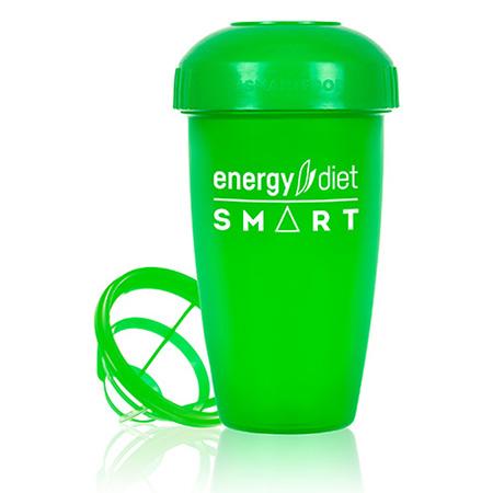 Шейкер зеленый energy diet
