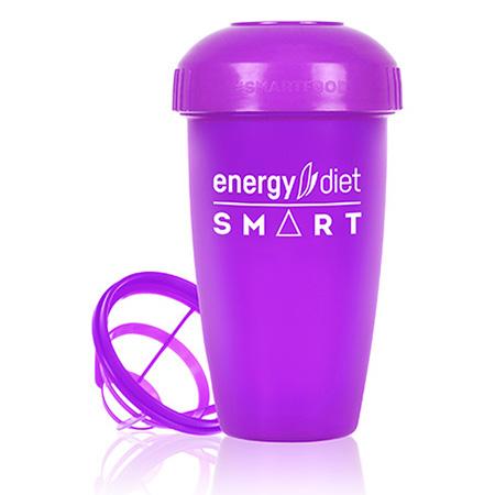 Шейкер фиолетовый energy diet energy