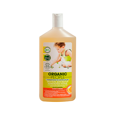 ��� ���� ��� ����� ��������� ����� clean&aroma organic people (Organic People)