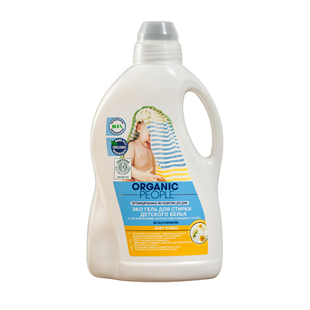 ��� ���� ��� ������ �������� ����� baby bubble organic people (Organic People)