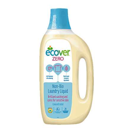 Экологическая жидкость для стирки zero ecover (Ecover)