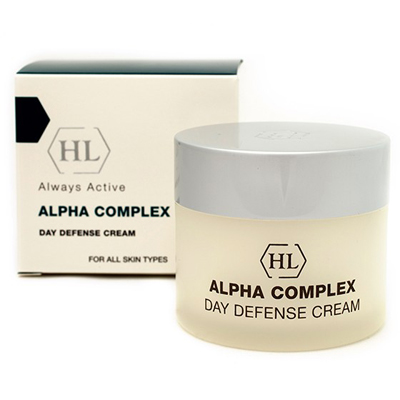 Дневной защитный крем alpha complex holy land holy land alpha complex multifruit system day defense cream spf 15 дневной защитный крем 50 мл