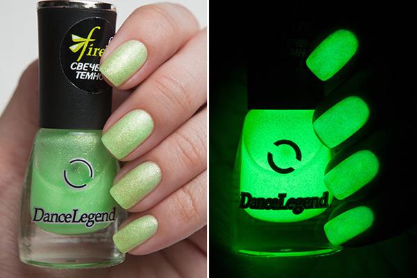 Лак для ногтей  fire fly № 02 dance legend