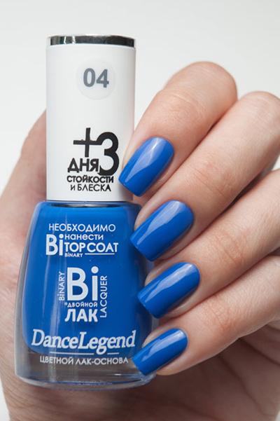 Лак для ногтей binary №04 lisa dance legend (Dance Legend)