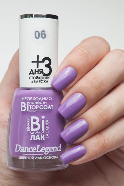 Лак для ногтей binary №06 marina dance legend (Dance Legend)