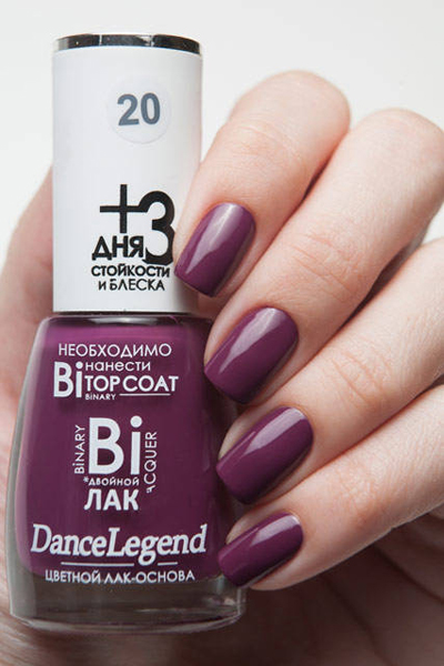 Лак для ногтей binary №20 daria dance legend (Dance Legend)