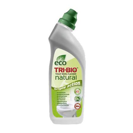 Натуральное эко средство для чистки унитазов tri-bio