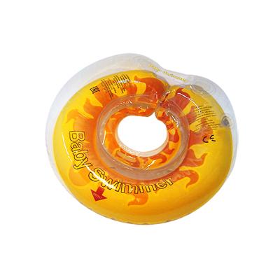 Детский надувной круг для купания солнышко baby swimmer (Baby Swimmer)