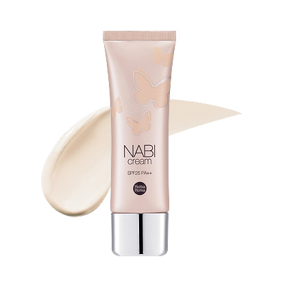 Крем улучшающий цвет лица nabi cream natural beige holika holika shara shara color control cream spf50 pa natural beige цвет natural beige
