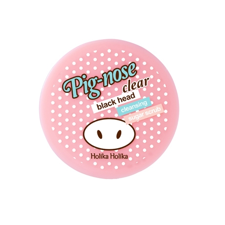 Очищающий сахарный скраб pignose holika holika holika holika pignose clear black head cleansing sugar scrub скраб для лица сахарный 30 мл