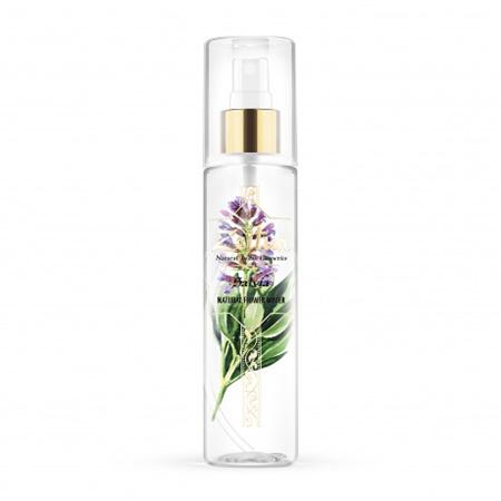 Гидролат шалфея лекарственного - цветочная вода зейтун тоники organiczone цветочная вода шалфея