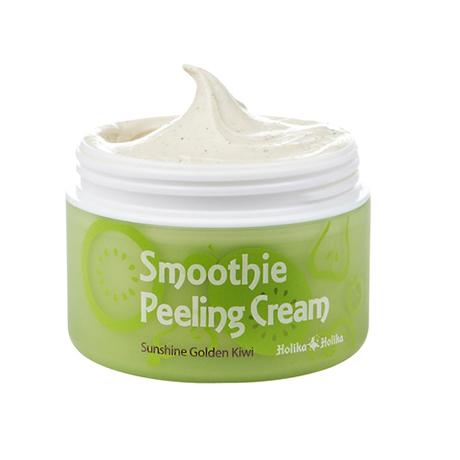 Отшелушивающий крем smoothie peeling cream holika holika  недорого
