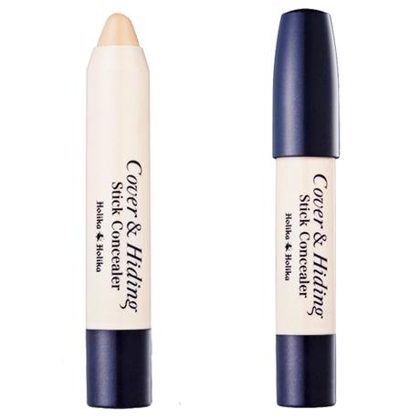 Консилер - карандаш (тон 1) cover & hiding stick concealer holika holika 20017683