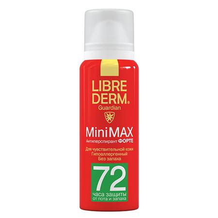 Антиперспирант форте minimax librederm D10921
