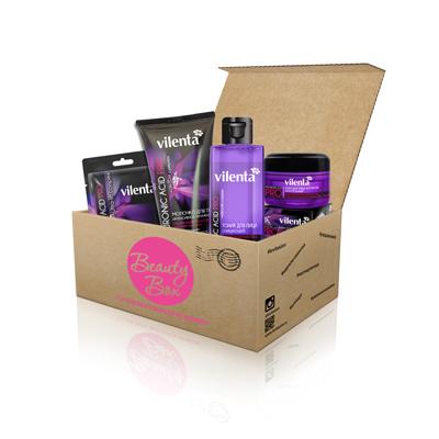 Beauty box ���������� hyaluronic acid pro vilenta (Vilenta)