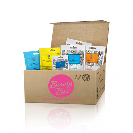 Beauty box musthave levitasion levitasion набор relax skin beauty box