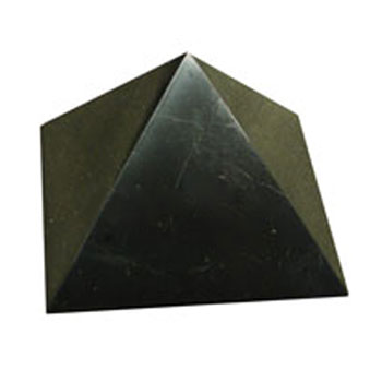 Пирамида полированная 9 см шунгит массажная палочка шунгит 8 10 см