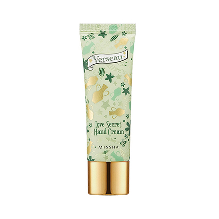 Крем для рук love secret hand cream (green grape / aquarius) missha (Missha)