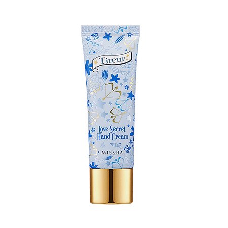 Крем для рук love secret hand cream (cotton white / sagittarius) missha (Missha)