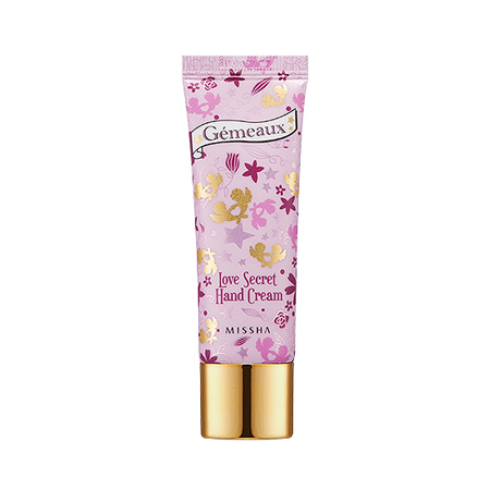 Крем для рук love secret hand cream (cherry blossom / gemini) missha (Missha)