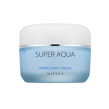 ���� ��� ���� ����������� super aqua water supply cream missha (Missha)