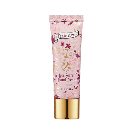 Крем для рук love secret hand cream (peony rose / balance) missha (Missha)