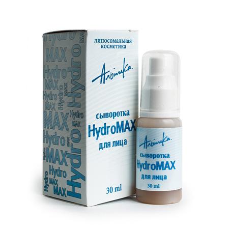 Сыворотка hydromax для лица 30мл (Альпика)