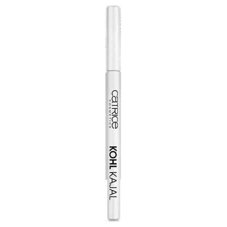 Контур для глаз kohl kajal (тон 040) white catrice