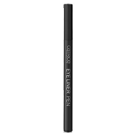 Подводка для глаз eye liner pen (тон 10) черная catrice