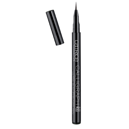 Подводка для глаз ultra slim eyeliner pen (тон 010) catrice для глаз catrice the modern matt collection eyeshadow palette 010 цвет 010 the must have matts variant hex name b19f9b