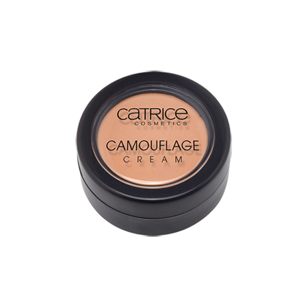 Кремовый консилер camouflage cream (тон 025) rosy sand catrice