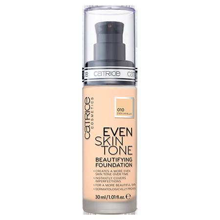 ��������� ���� even skin tone beautifying foundation (��� 010) even vanilla catrice (Catrice)