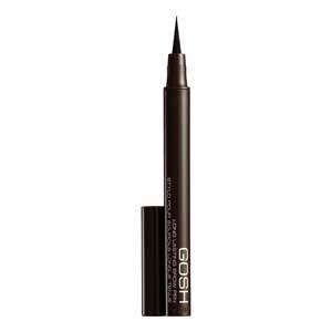 ������ ��� ������ long lasting brow pen (��� 001) dark brown gosh (GOSH)