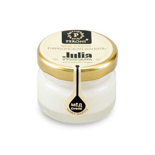 Мёд-суфле бурбонская ваниль 30 мл peroni honey