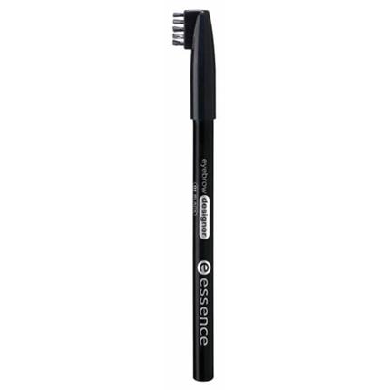 Карандаш для бровей (тон 01) черный eyebrow designer essence от DeoShop.ru