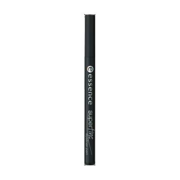 Подводка для глаз (черная) super fine eyeliner essence от DeoShop.ru