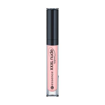 ����� ��� ��� xxxl (��� 01) shy beauty nude lipgloss essence (Essence)