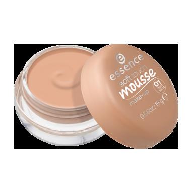 Мусс тонирующий (тон 1) sand soft touch matt mousse essence (Essence)